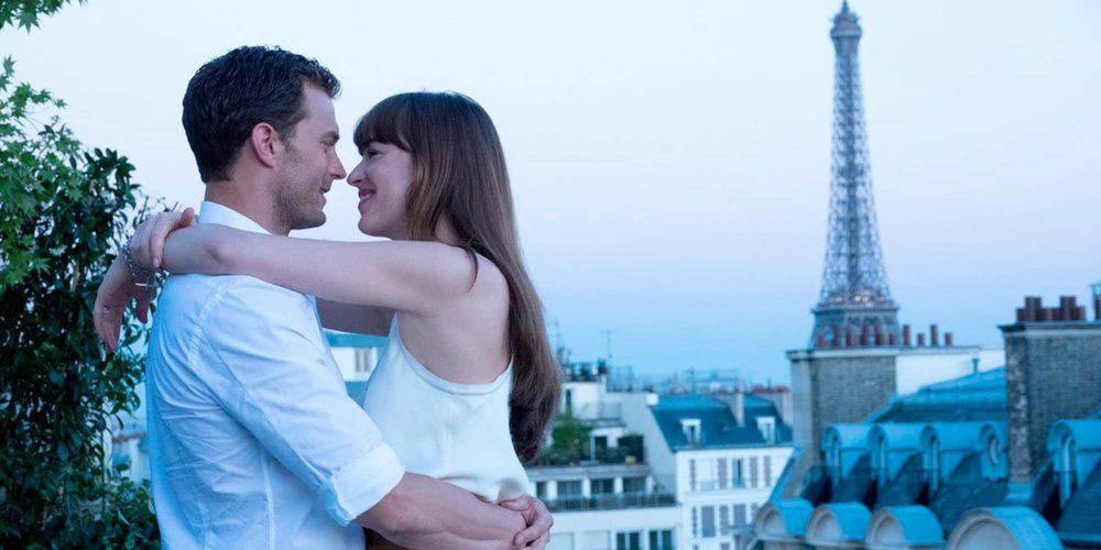 Featurette de 'Cincuenta sombras liberadas': Así se grabó la luna de miel de Christian Grey y Anna Steele