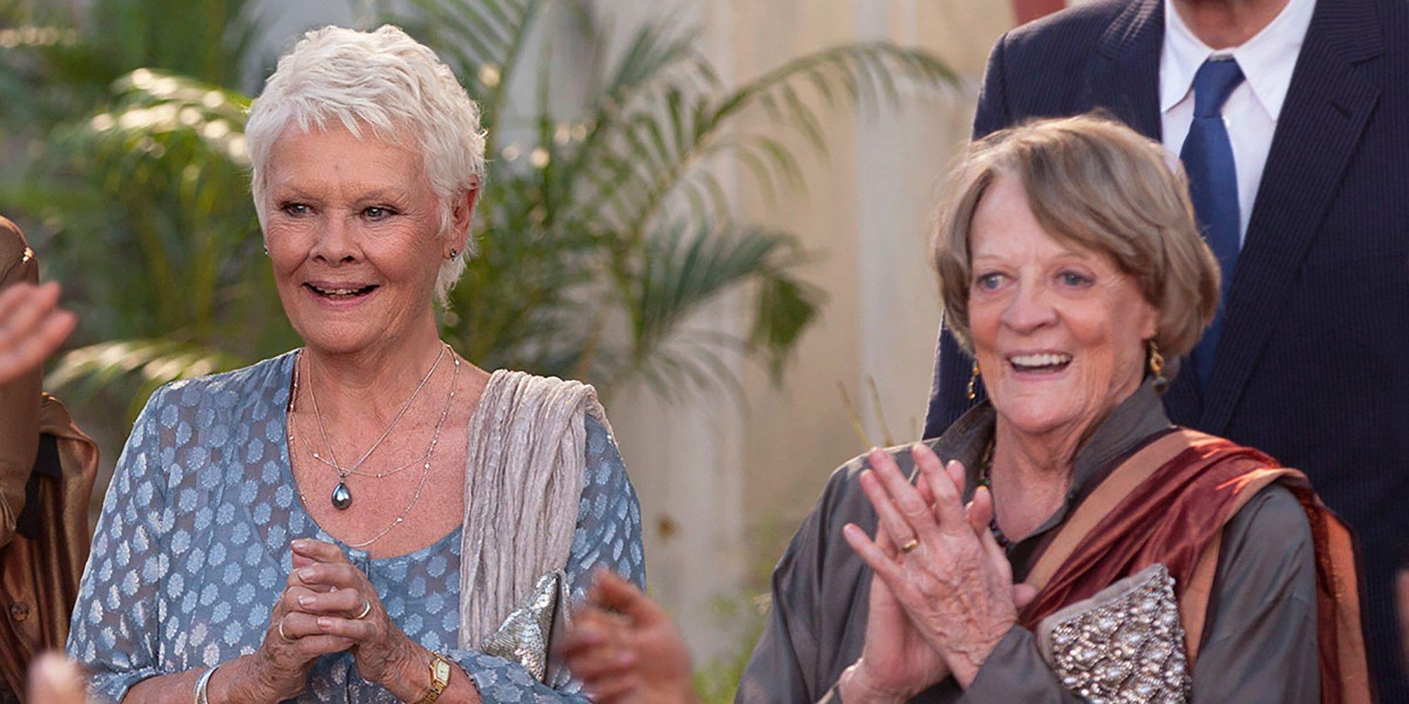 Judi Dench, Maggie Smith y otras 3 actrices veteranas que siguen triunfando
