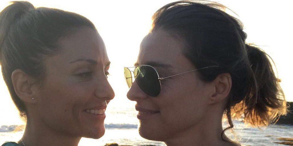 Sandra Barneda felicita a Nagore Robles por su cumpleaños más enamorada que nunca
