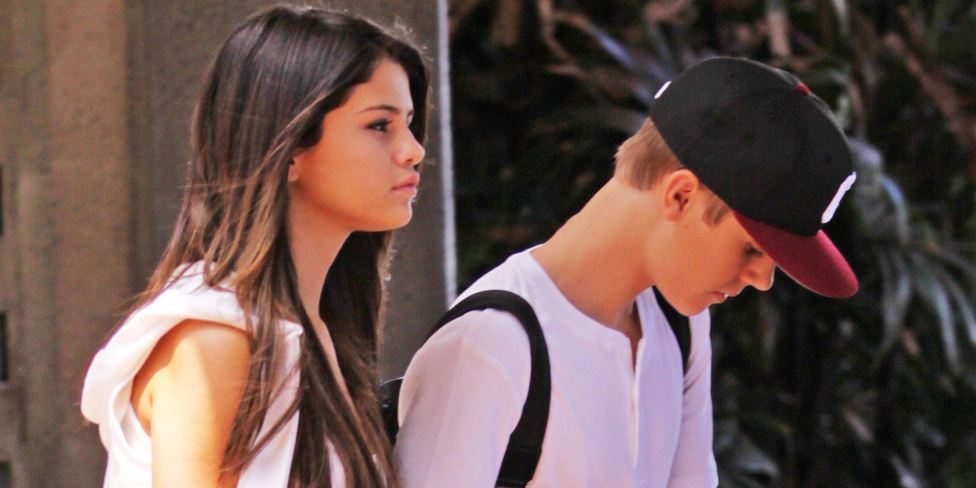 Justin Bieber y Selena Gomez celebran su San Valentín por adelantado
