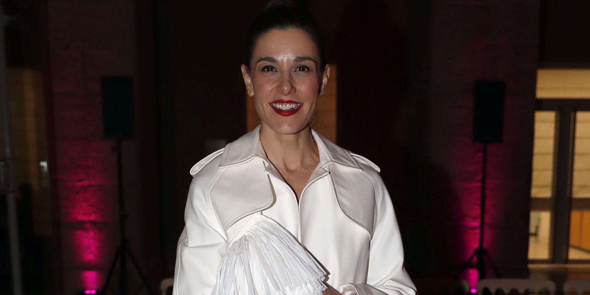 Raquel Sánchez Silva rinde un homenaje a David Delfín en 'Maestros de la Costura'