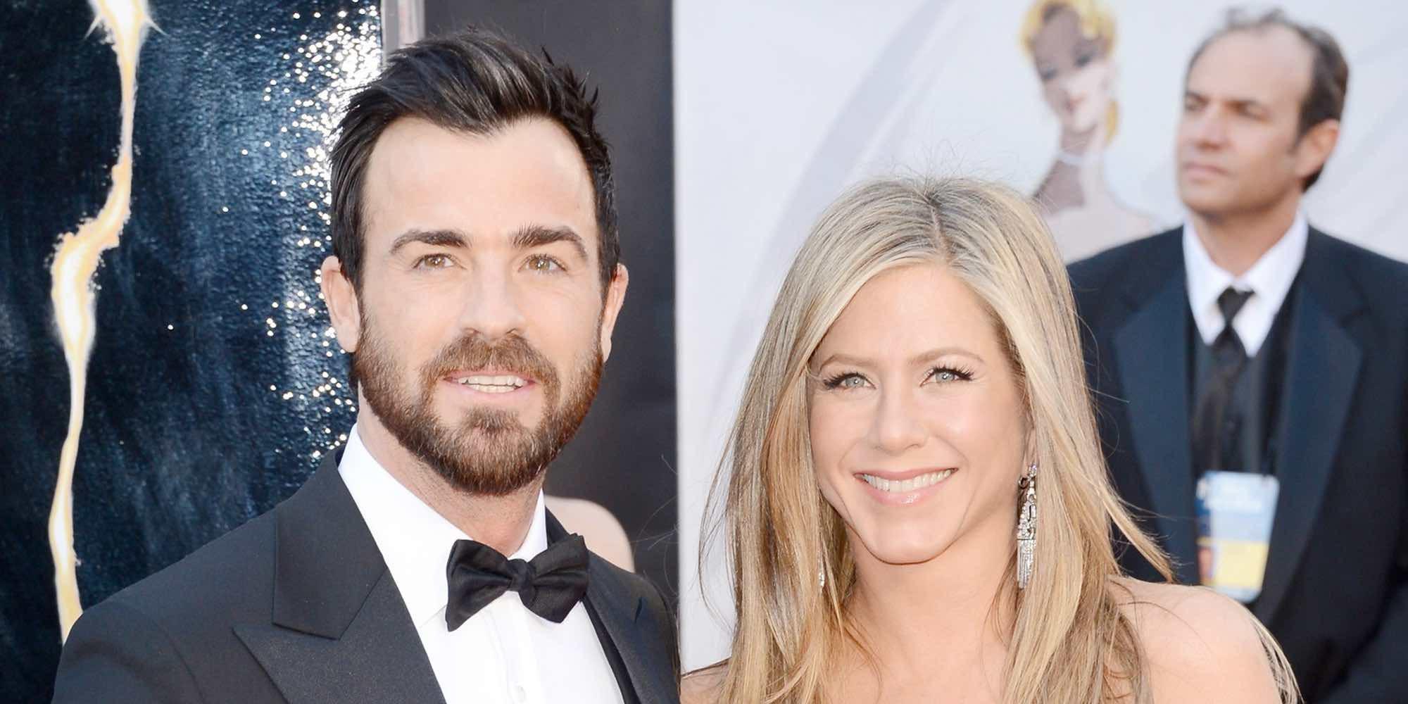 Jennifer Aniston y Justin Theroux anuncian su divorcio