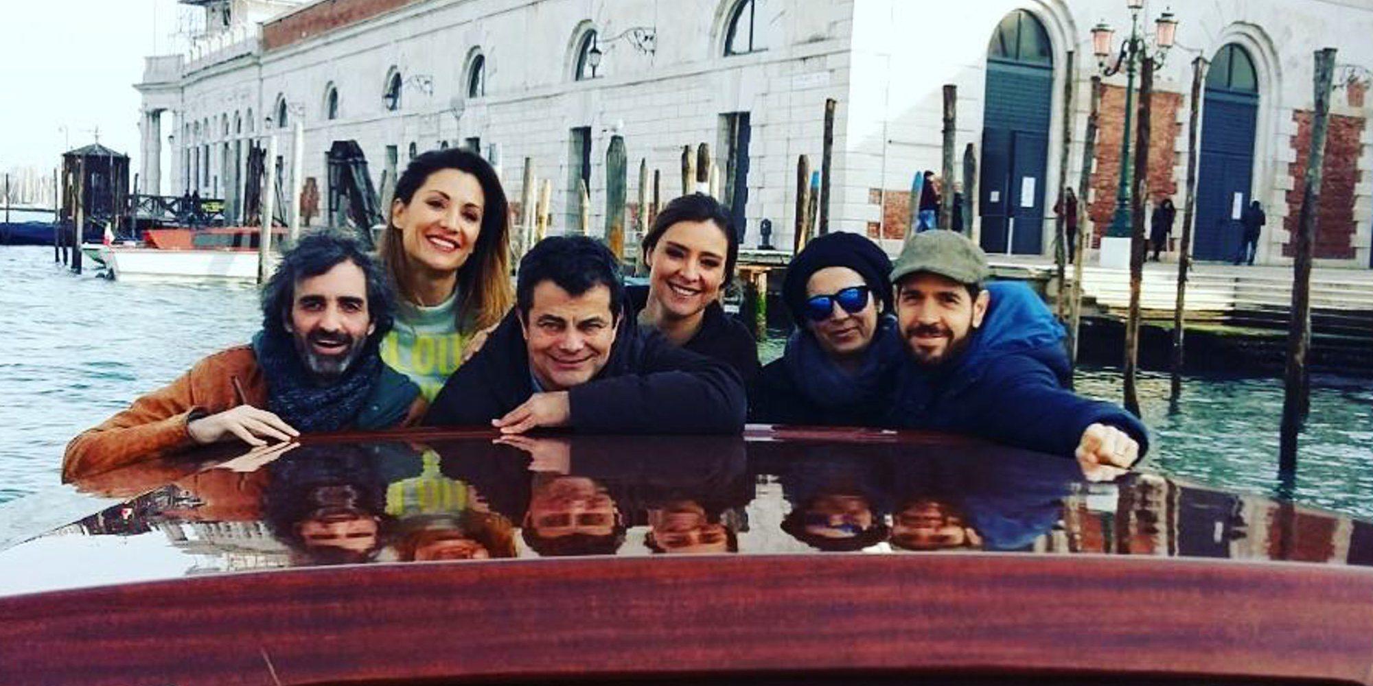 La romántica escapada de Sandra Barneda y Nagore Robles a Venecia