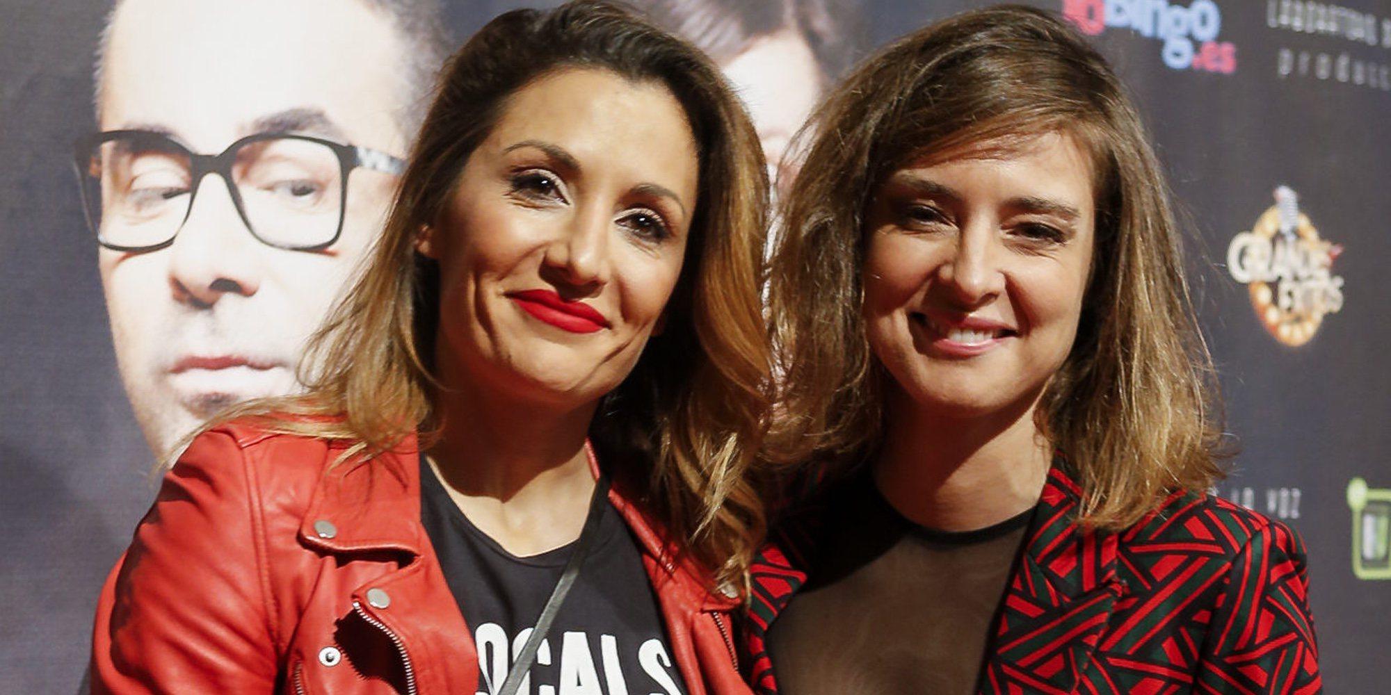Sandra Barneda y Nagore Robles celebran en Venecia su segundo aniversario