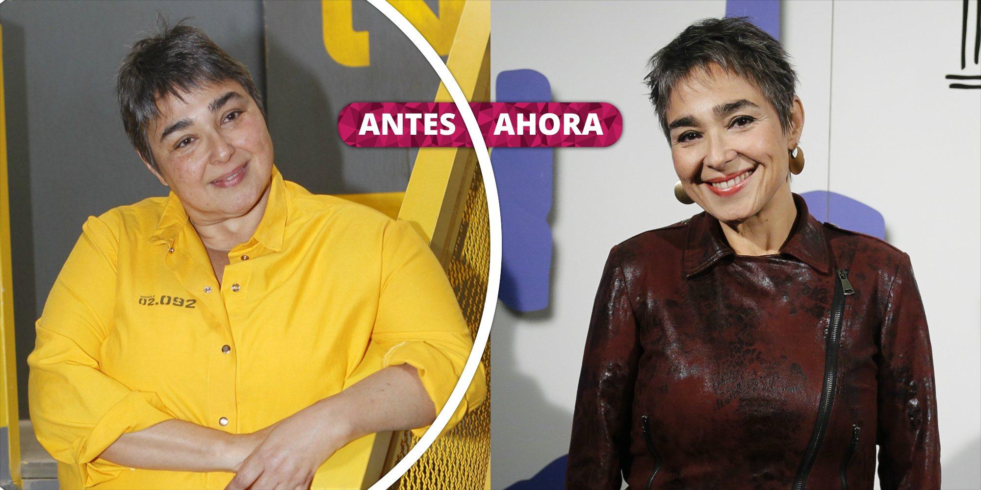 Así ha cambiado María Isabel Díaz: La increíble transformación de la actriz de 'Vis a vis'