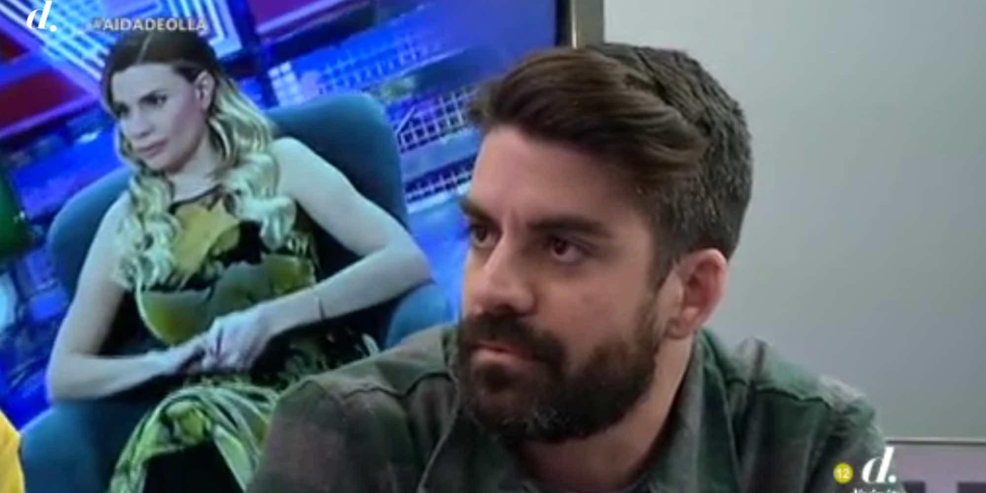"Mark Hamilton tras 'decir' que había intimado con María Lapiedra: ""He mentido, evidentemente no pasó nada"