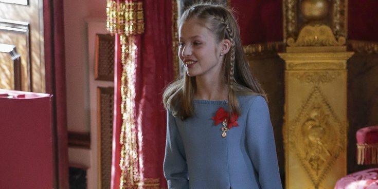 La razón por la que la Princesa Leonor no pediría nunca una reverencia a sus amigos y compañeros