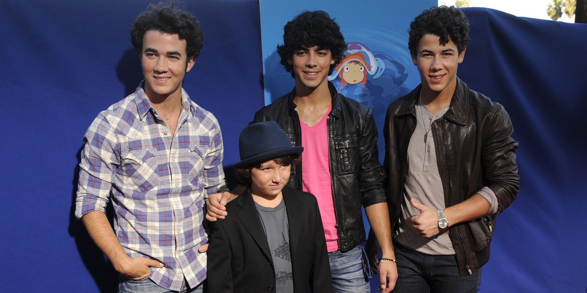 Fama, música y éxito: Así son y así se llevan Kevin, Nick, Joe y Frankie, los Jonas Brothers
