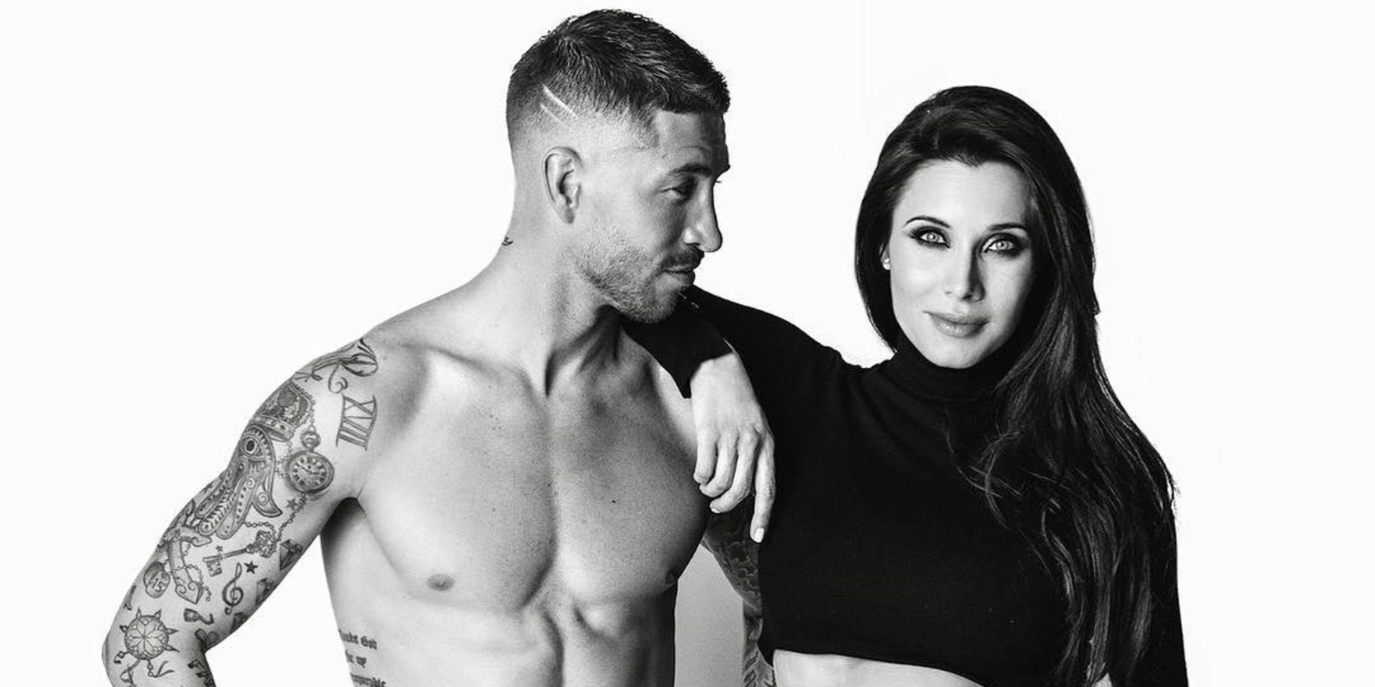 """El lado más romántico de Pilar Rubio y Sergio Ramos ante la llegada de su tercer hijo: """"Mi mejor mitad"""""""
