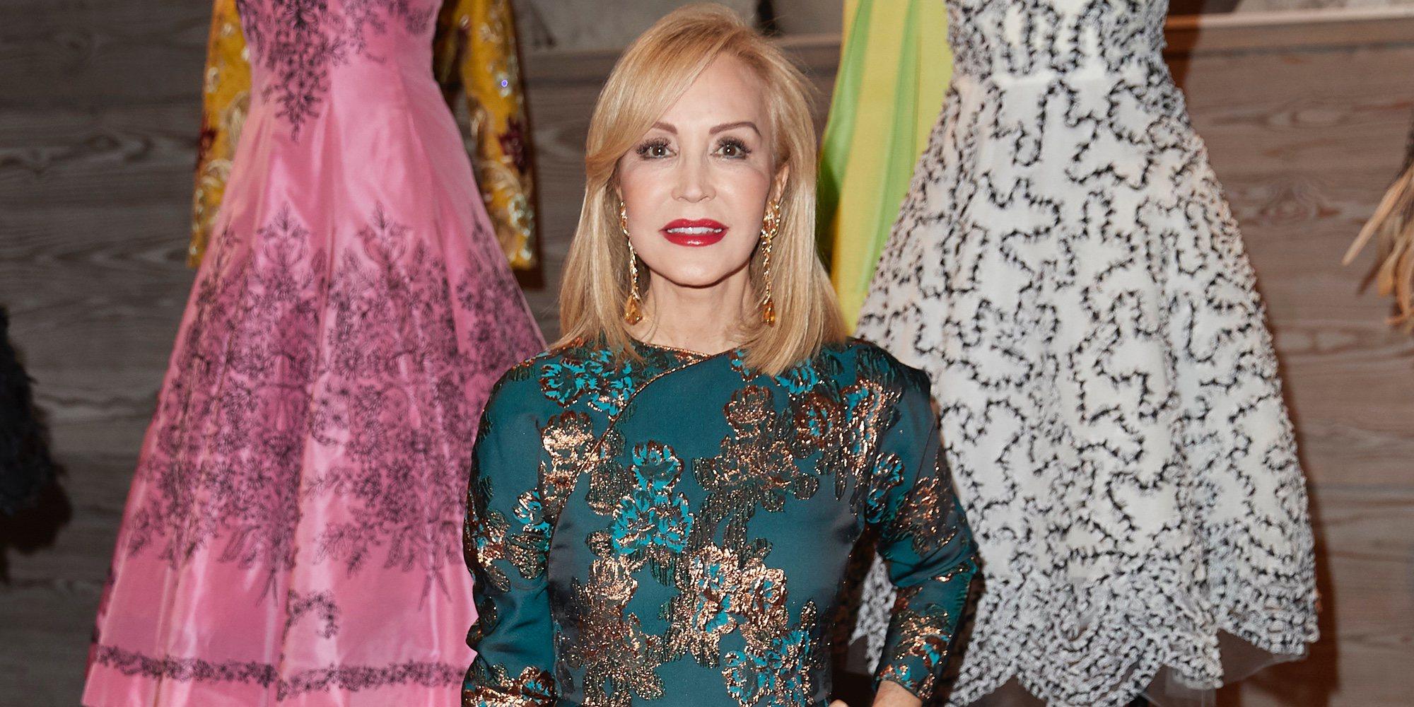 Carmen Lomana confiesa que su ilusión es asesorar a la Reina Letizia en moda y protocolo