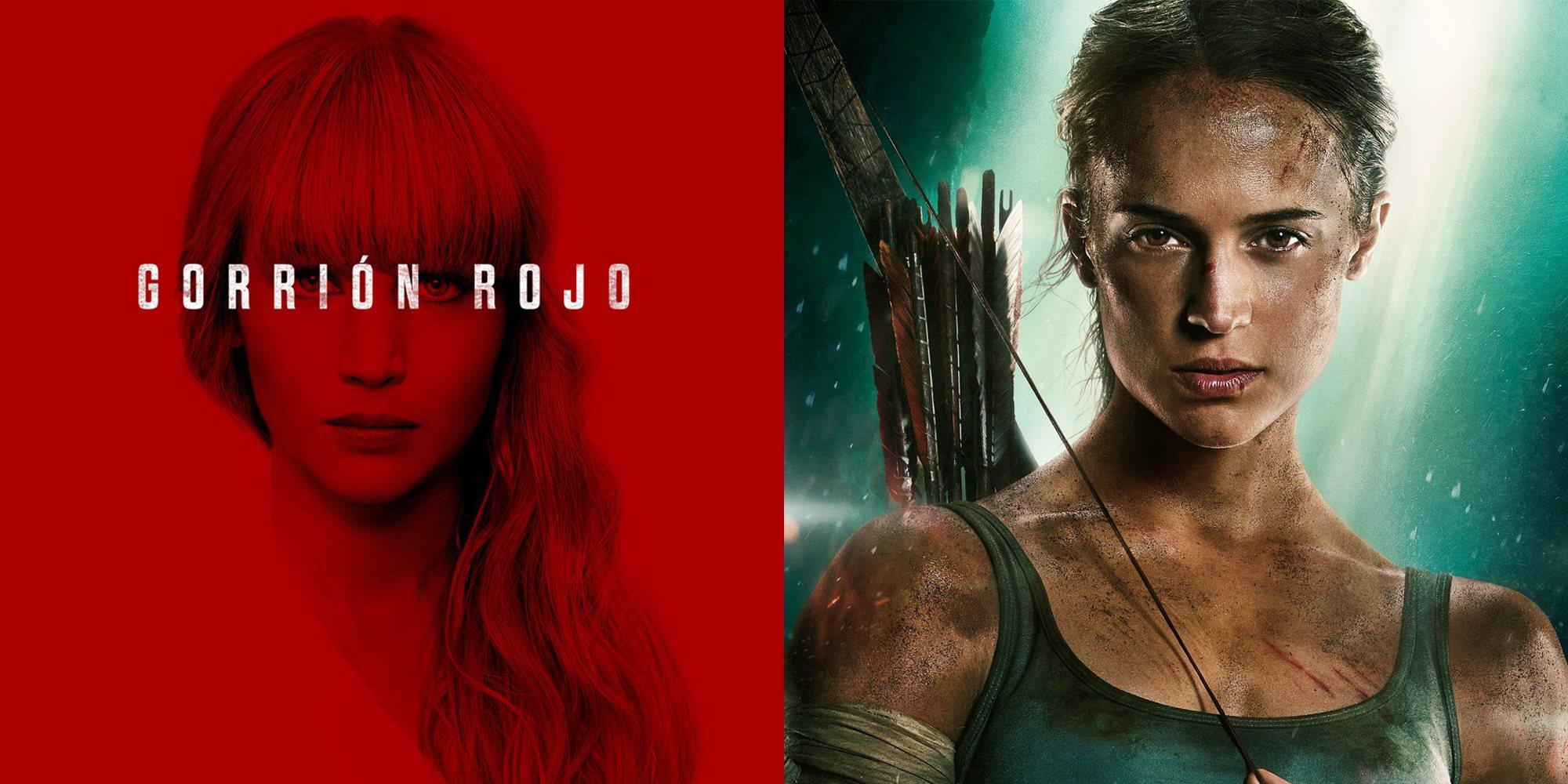 Las 5 películas más esperadas de marzo de 2018
