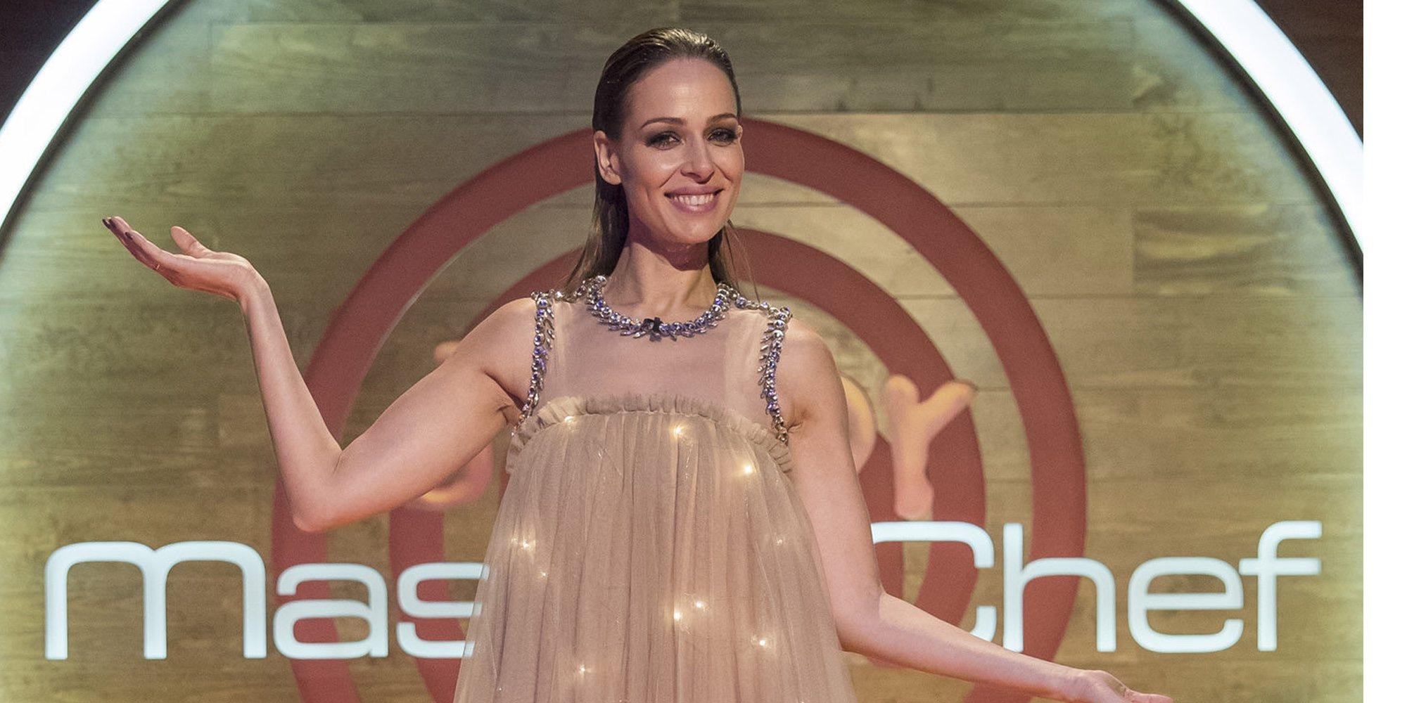 Eva González organiza un 'baby-shower' antes de dar a luz