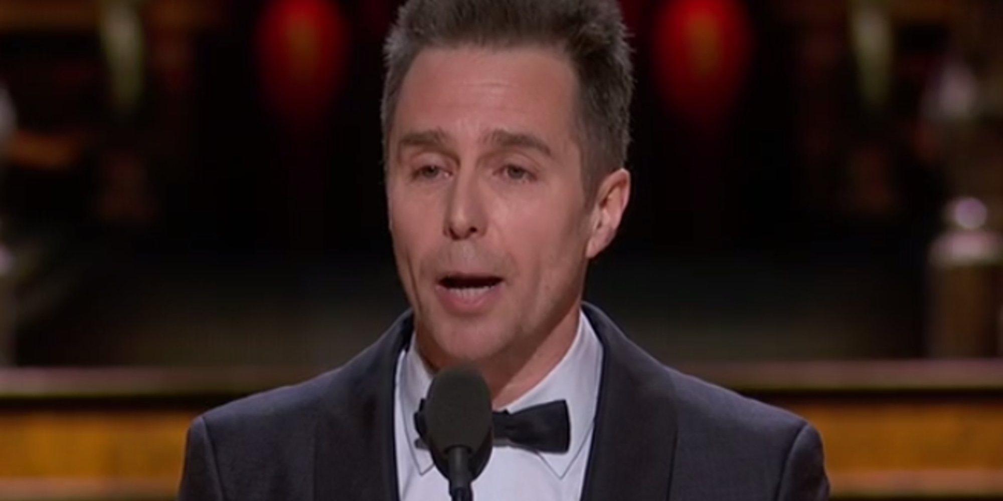 Sam Rockwell gana el Premio Oscar 2018 a Mejor actor de reparto por 'Tres anuncios en las afueras'