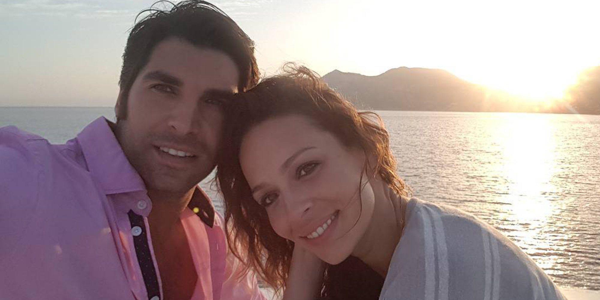 Fran Rivera es el encargado de presentar y desvelar el nombre del hijo de Eva González y Cayetano Rivera
