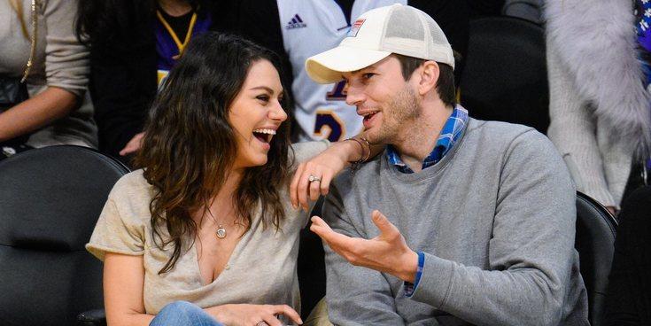 Ashton Kutcher y Mila Kunis pasan de los Oscar 2018 y se van de cita romántica