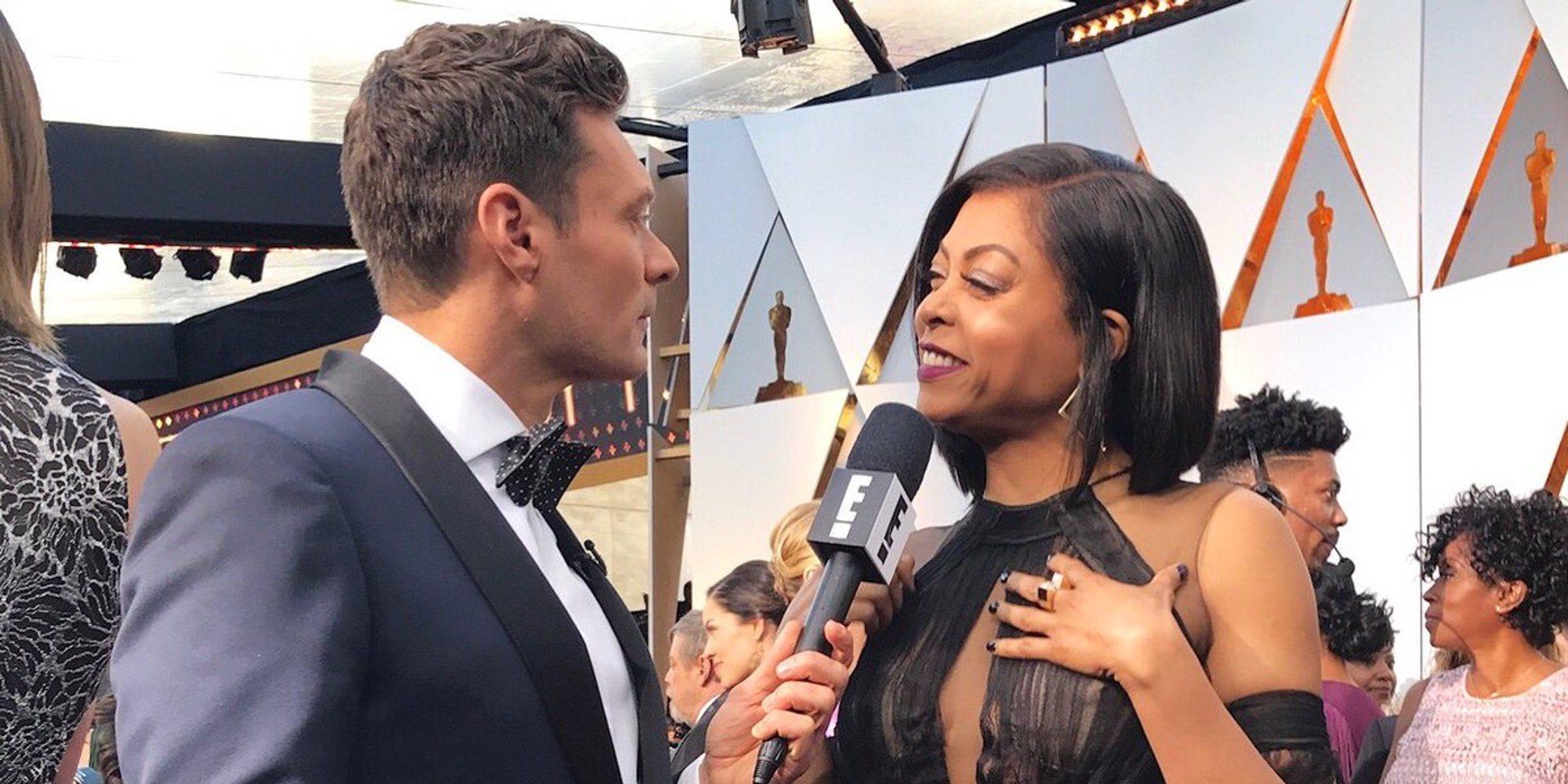 Ryan Seacrest se convierte en persona 'non grata' en los Oscar 2018