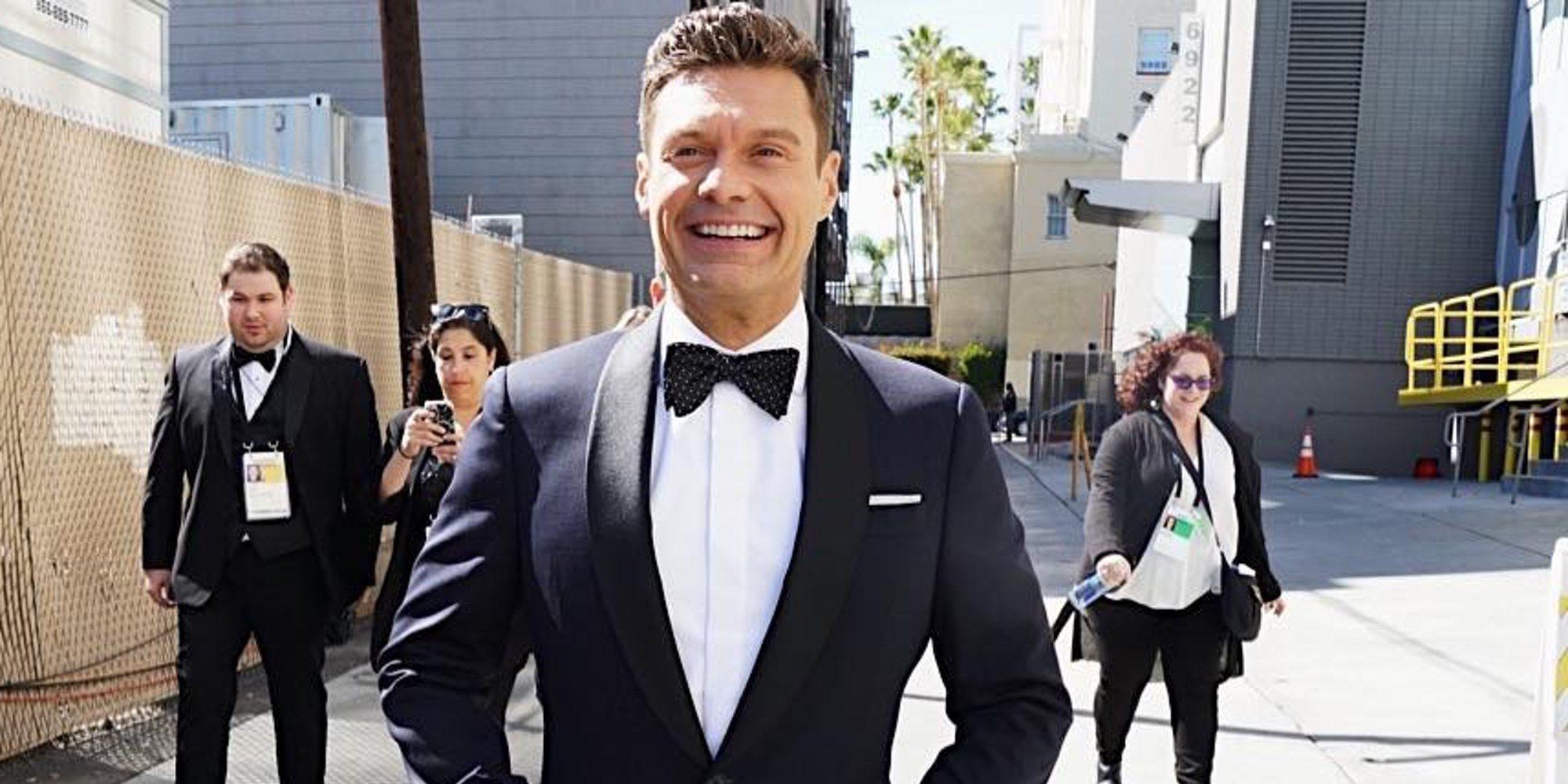Ryan Seacrest se sintió muy incómodo durante la gala de los Oscar 2018 por el boicot sufrido