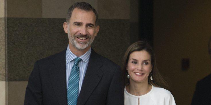 La escapada de los Reyes Felipe y Letizia al cine para ver 'Lady Bird' antes de la semana gloriosa del Rey Juan Carlos