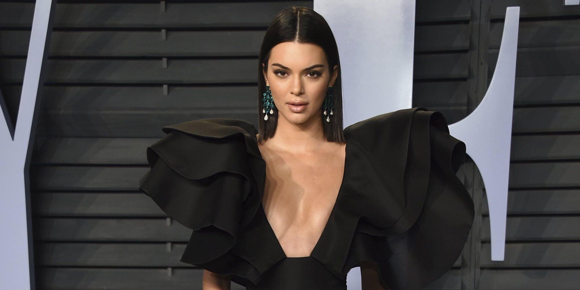 Kendall Jenner, hospitalizada por una inyección de vitaminas poco antes de su reaparición en la alfombra roja