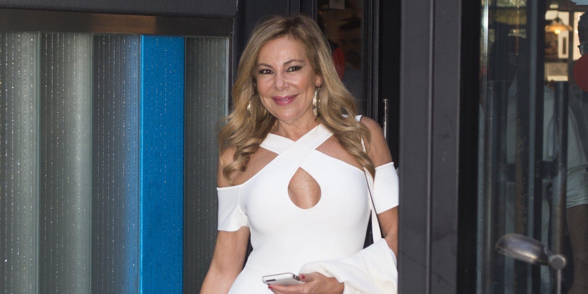 Ana Obregrón hace oficial que estará en la segunda temporada de 'Paquita Salas' que se estrenará en Netflix