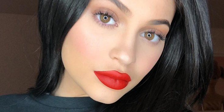 Kylie Jenner presume de su hija Stormi en redes sociales