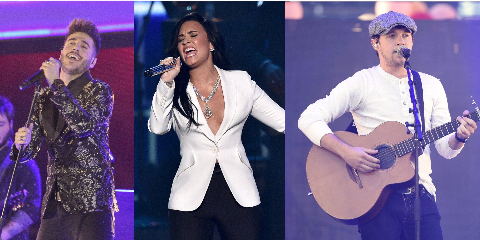 Antonio José, Demi Lovato y Niall Horan protagonistas de los nuevos lanzamientos musicales