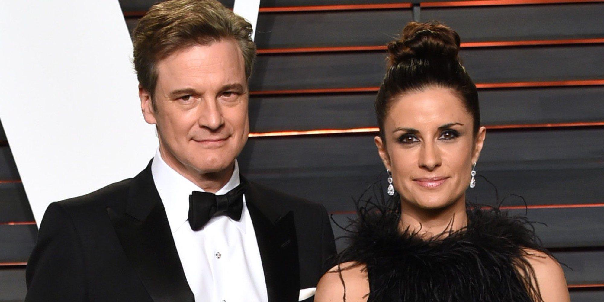 La mujer de Colin Firth denuncia a su amigo y examante, el ...