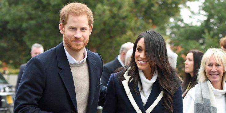 Meghan Markle rompe el protocolo ayudada por el Príncipe Harry en un acto feminista en Birmingham