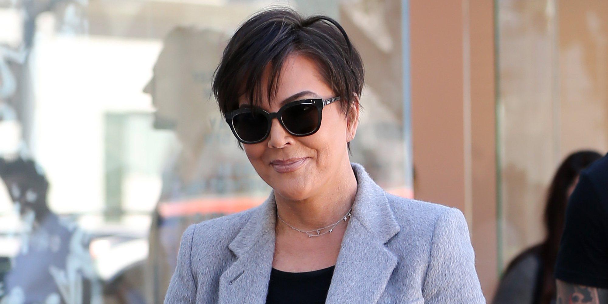 Kris Jenner habla sobre la maternidad de su hija Kylie: ¡Nació para tener hijos!