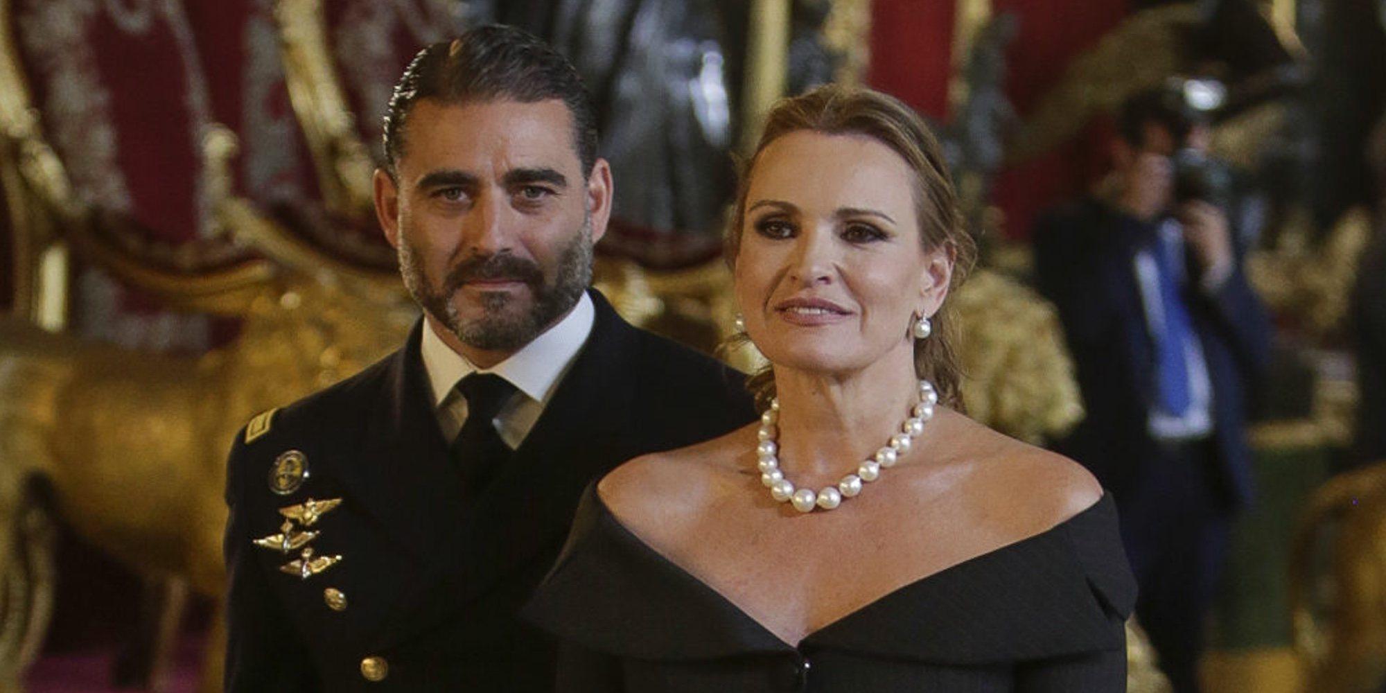 La soprano Ainhoa Arteta anuncia boda con su nuevo novio, el capitán de navío Matías Urrea