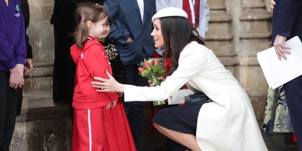 Meghan Markle eclipsa a la Reina Isabel y a Kate Middleton en el Día de la Commonwealth 2018