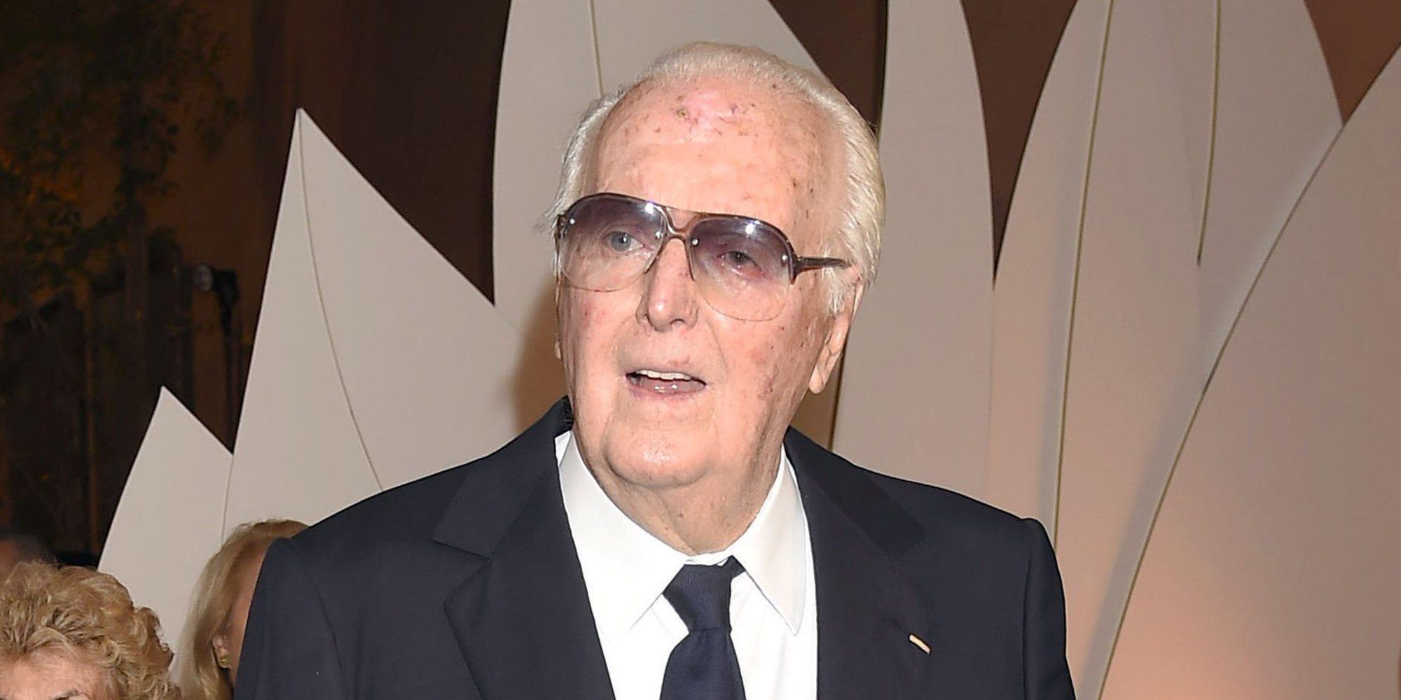 Muere a los 91 años el diseñador francés Hubert de Givenchy