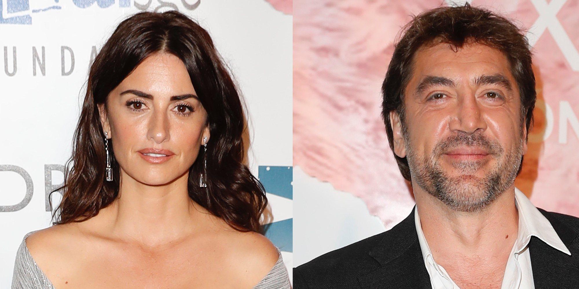 Penélope Cruz y Javier Bardem, las grandes estrellas de la noche de los Premios Unión de Actores 2018