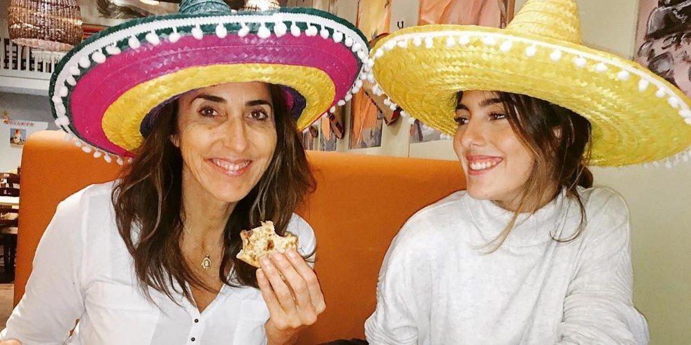 Paz Padilla echa mucho de menos a su hija Anna