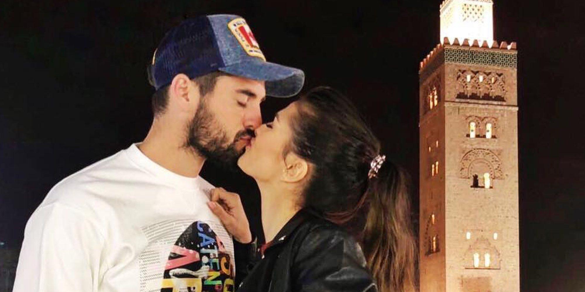 La escapada más exótica y romántica de Isco Alarcón y Sara Sálamo a Marrakech