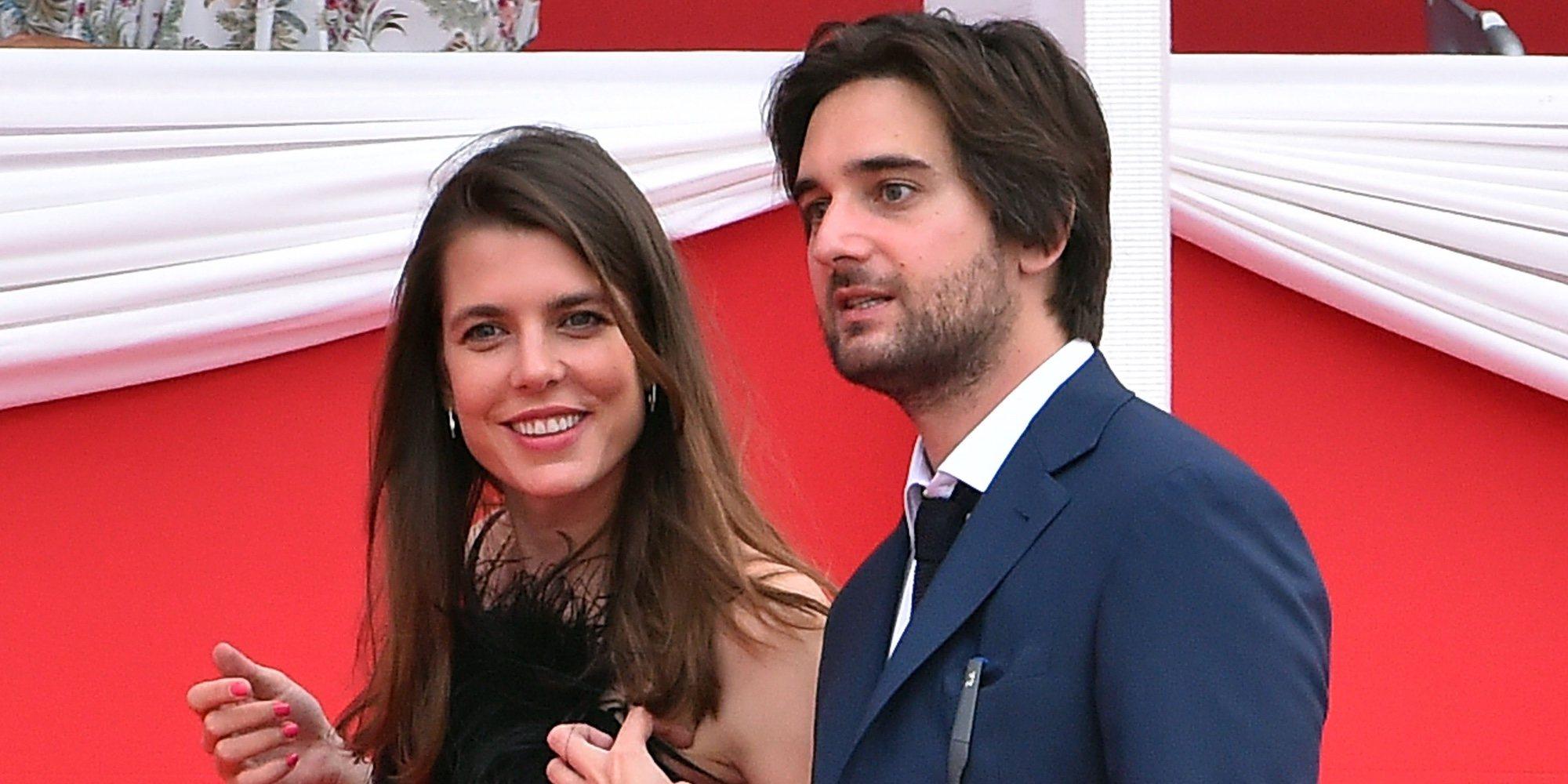 Los detalles de la boda de Carlota Casiraghi y Dimitri Rassam