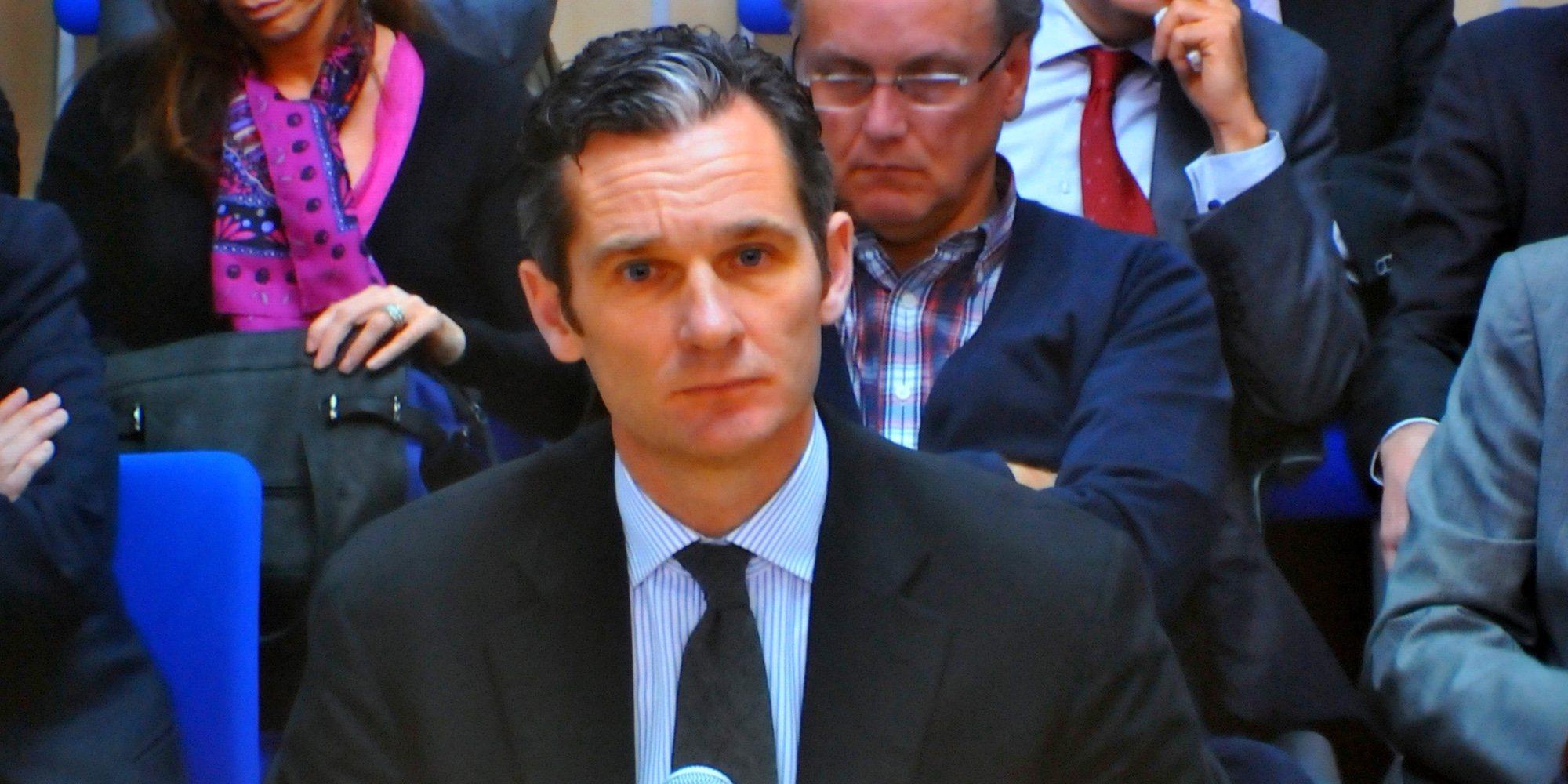 Iñaki Urdangarin podría acogerse a una irregularidad del perito para evitar ingresar en prisión