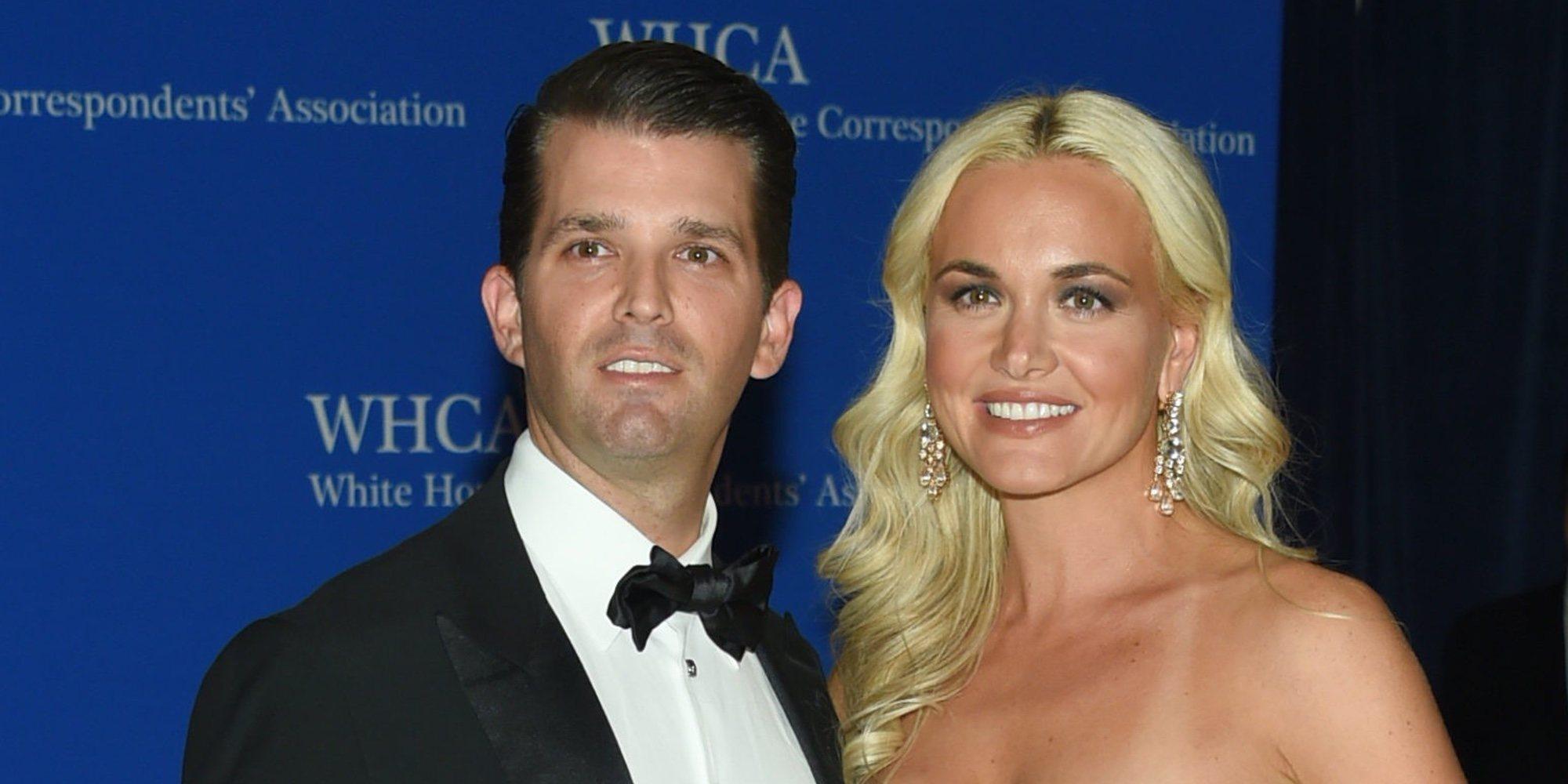 El hijo mayor de Donald Trump, Donald Trump Jr., a punto de divorciarse de Vanessa Haydon