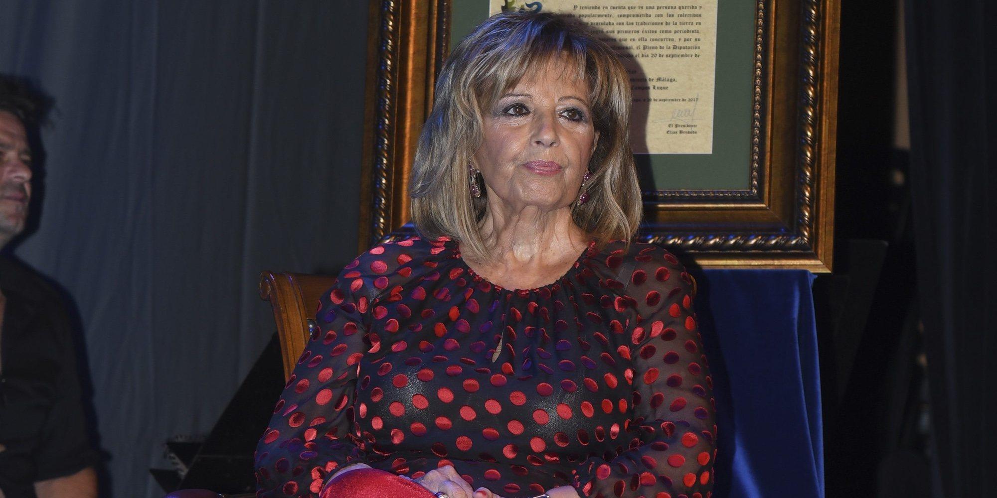 María Teresa Campos niega que la hija de Edmundo Arrocet no quiera conocer a sus hijas