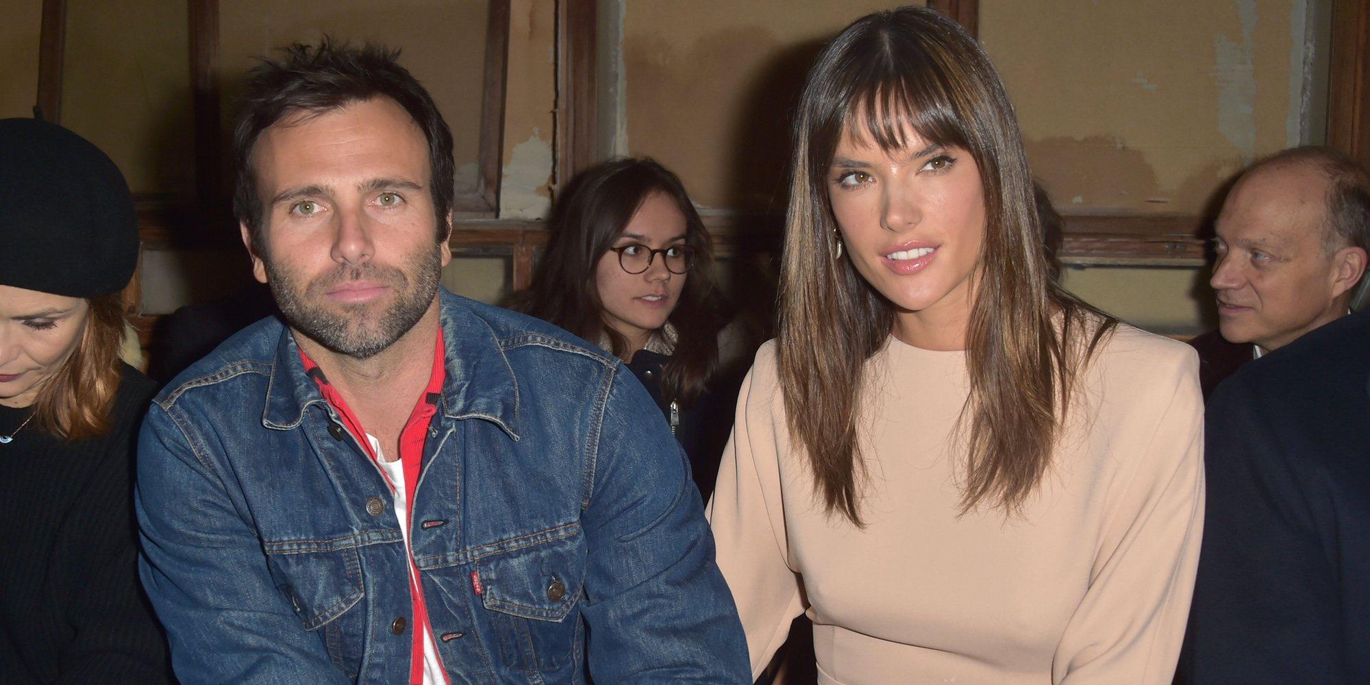 Alessandra Ambrosio rompe con Jamie Mazur después de 10 años