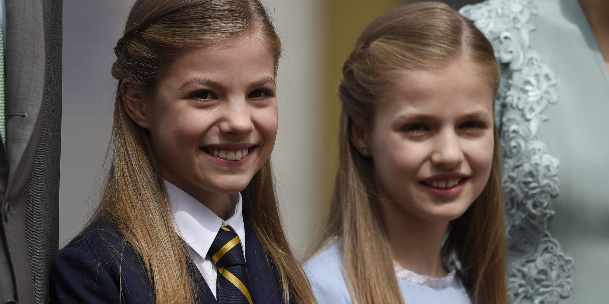 Lo que piensan la Princesa Leonor y la Infanta Sofía sobre OT2017, Amaia y Alfred y 'Tu canción'