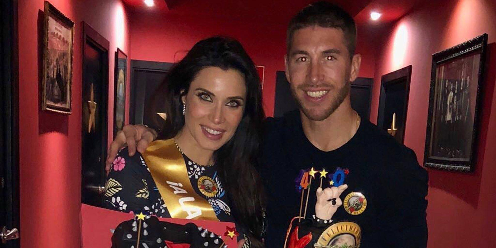 Sergio Ramos le dedica un bonito mensaje a Pilar Rubio en el día de su cumpleaños