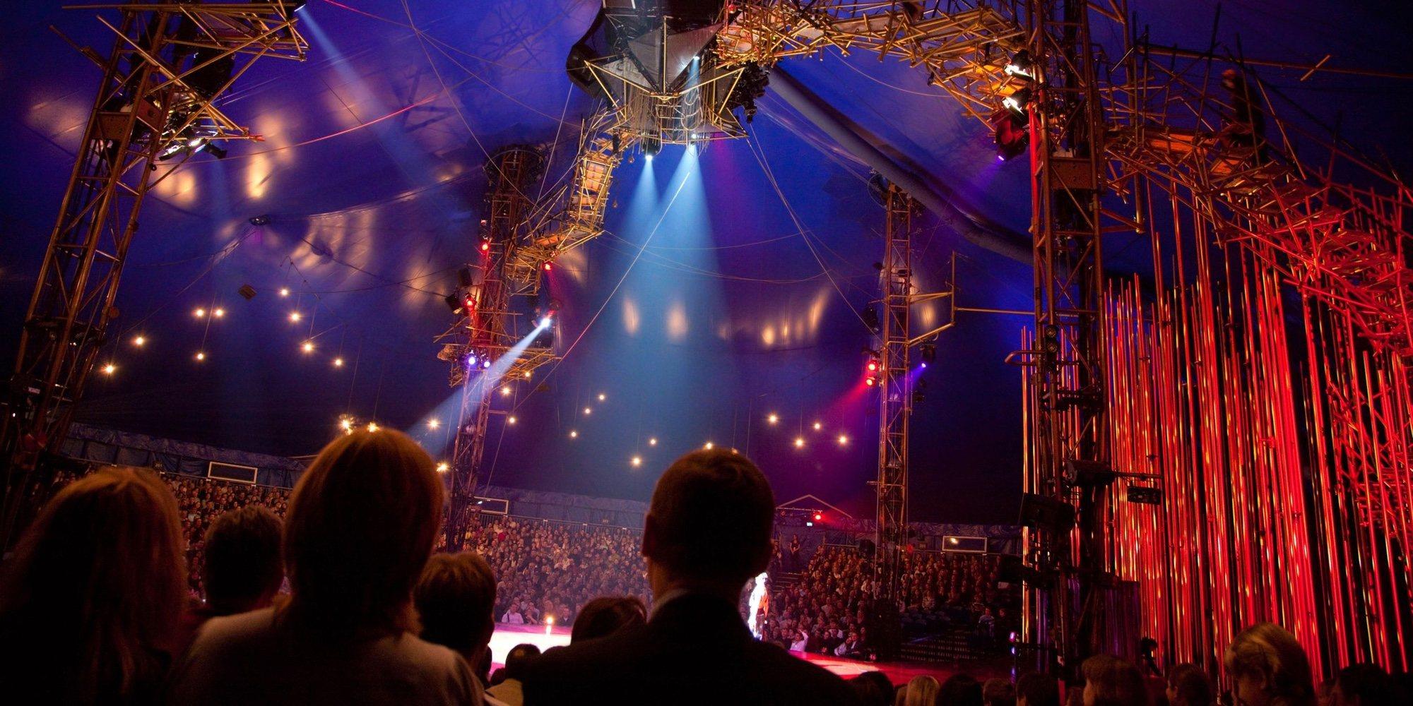 Un acróbata del Cirque du Soleil muere en mitad de un peligroso número
