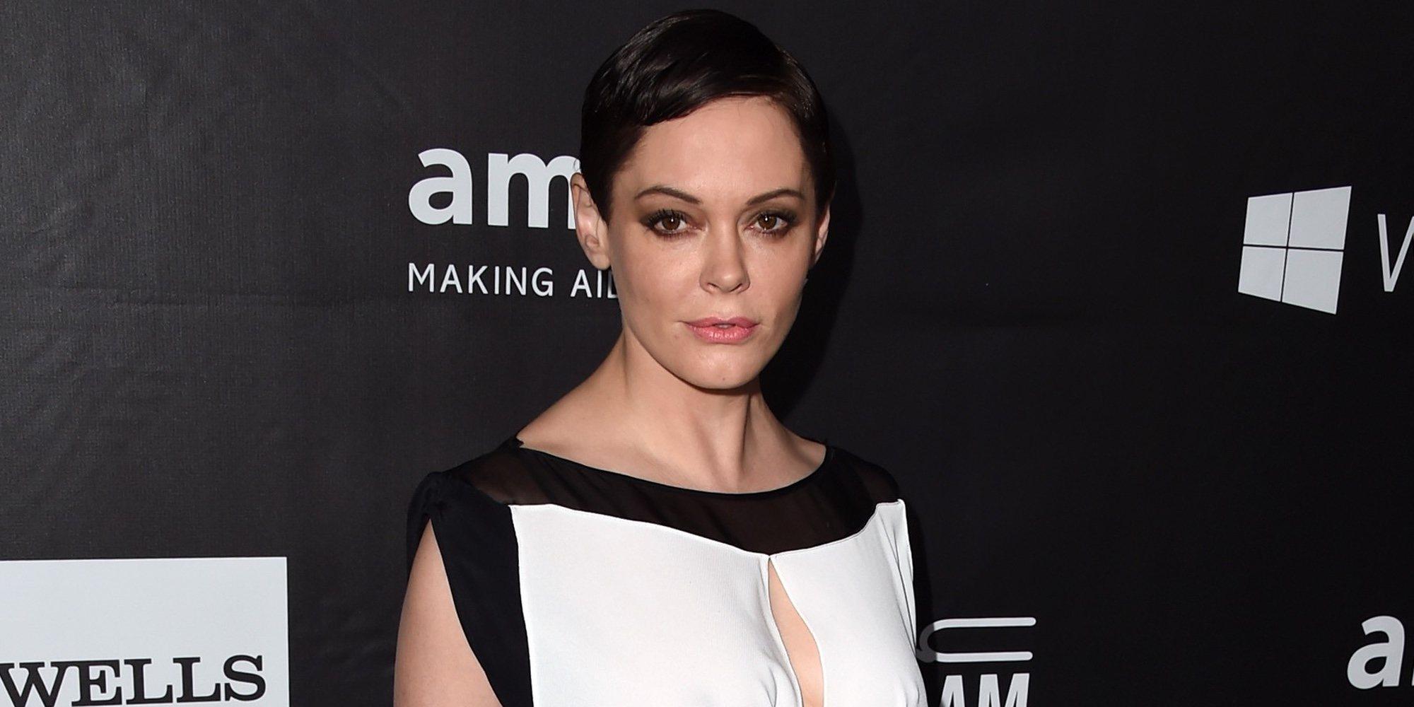 "Rose McGowan sobre Harvey Weinstein: ""Preferiría que estuviese muerto"""