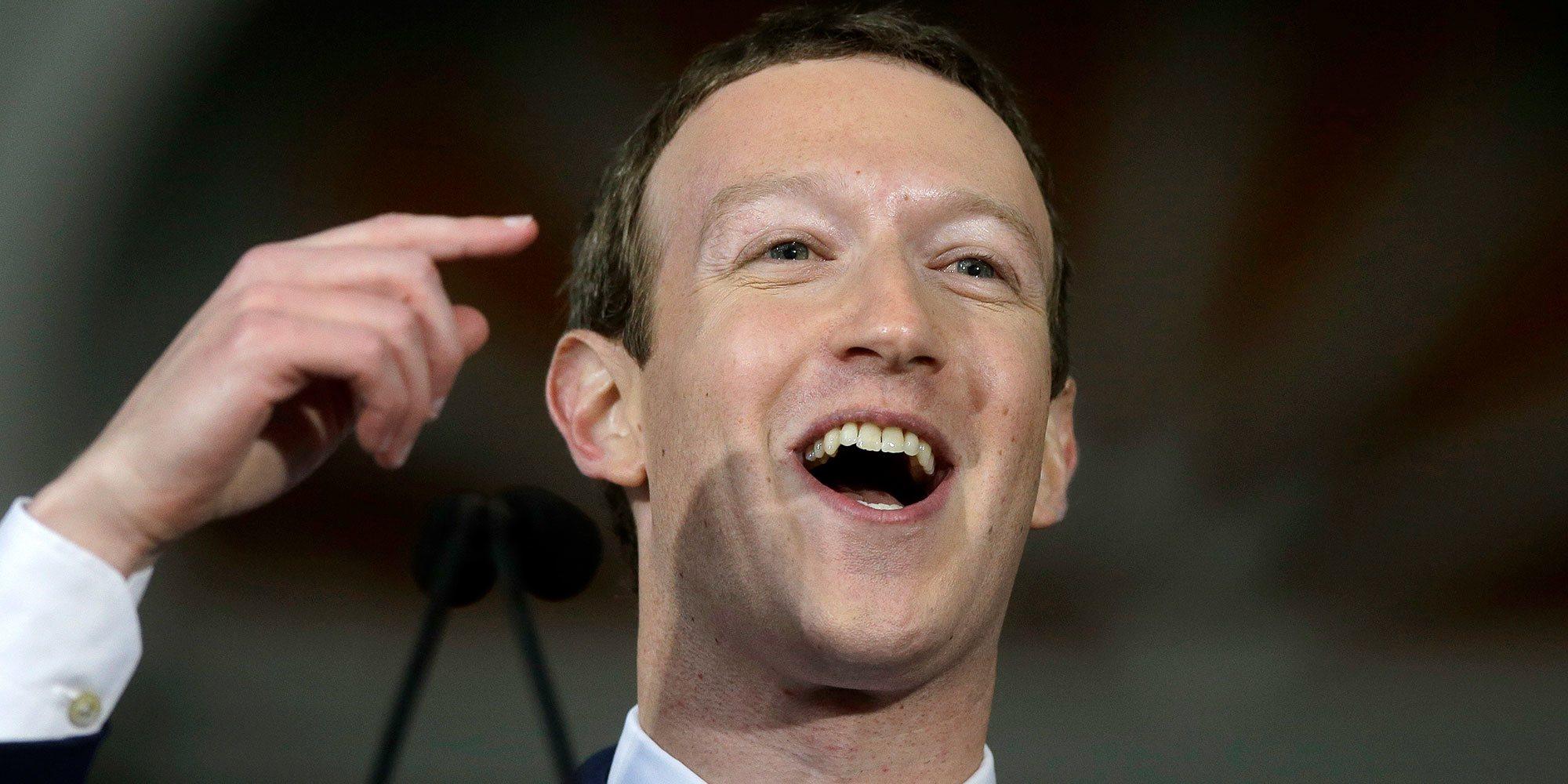 """Mark Zuckerberg sobre la filtración masiva de datos de Facebook: """"Realmente lamento que haya pasado"""""""