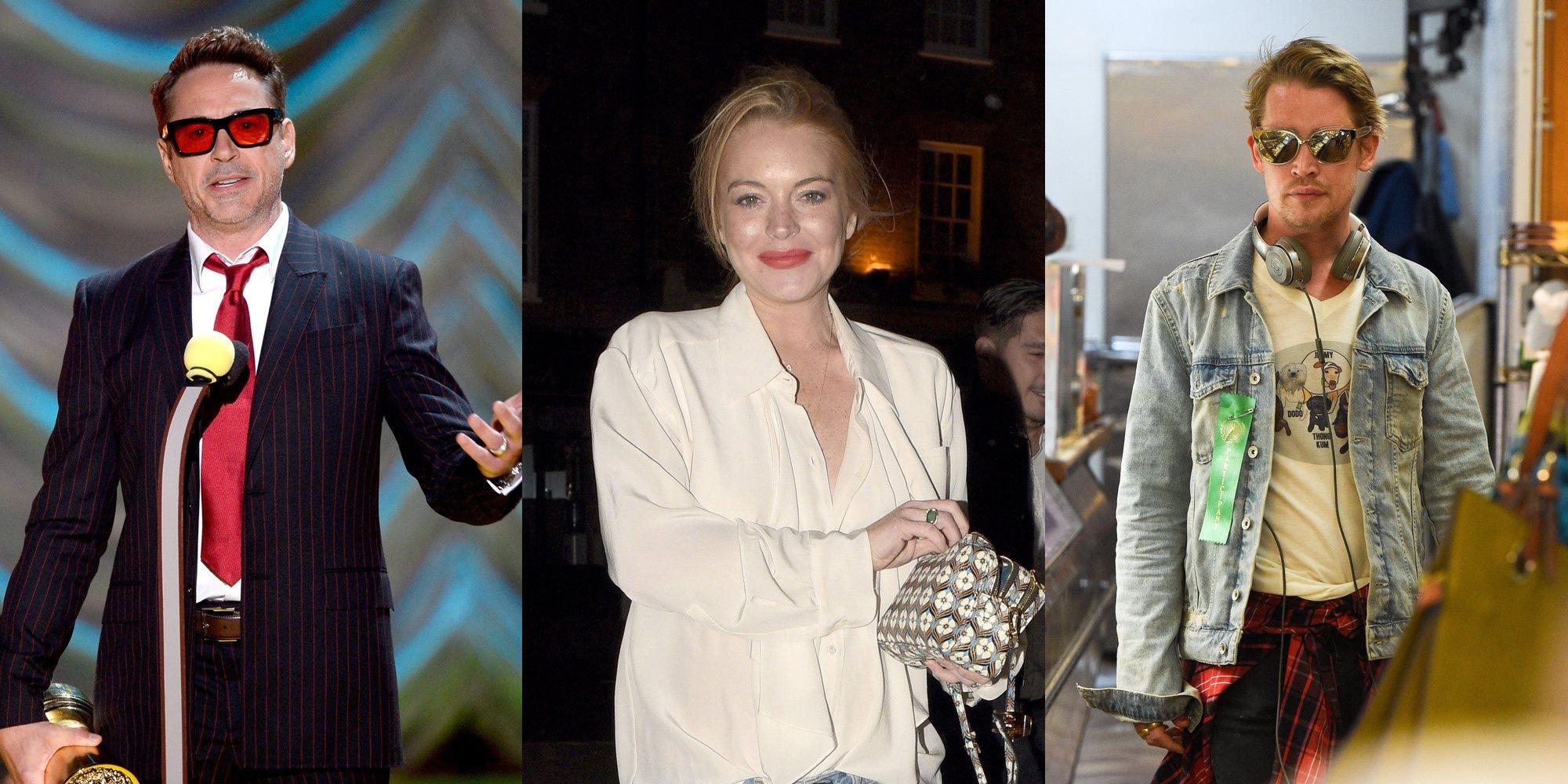 10 celebrities internacionales que abusaron de las drogas durante sus carreras