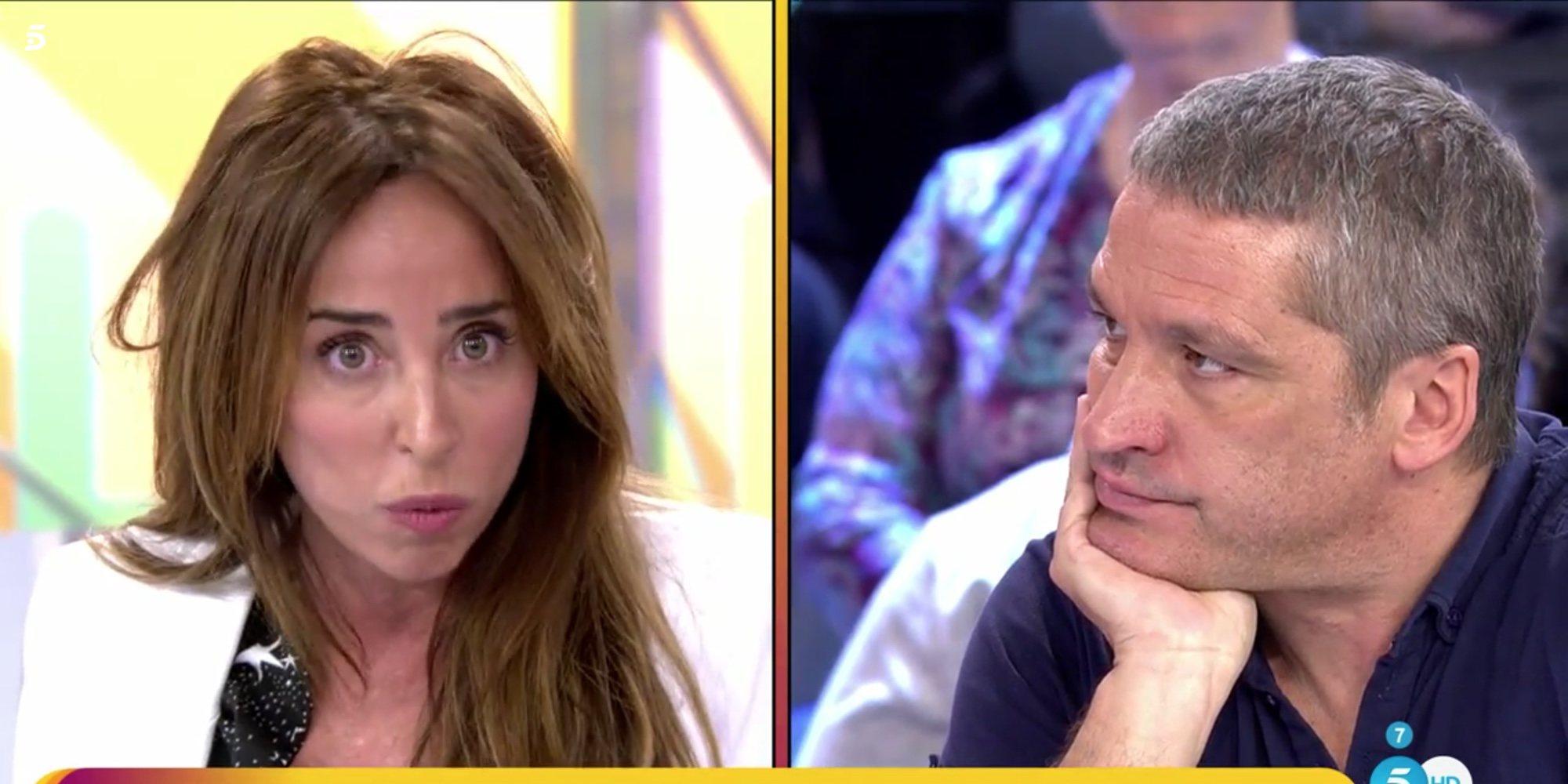 """María Patiño decepcionada con Gustavo González: """"Creí que nunca me iba a mentir"""""""