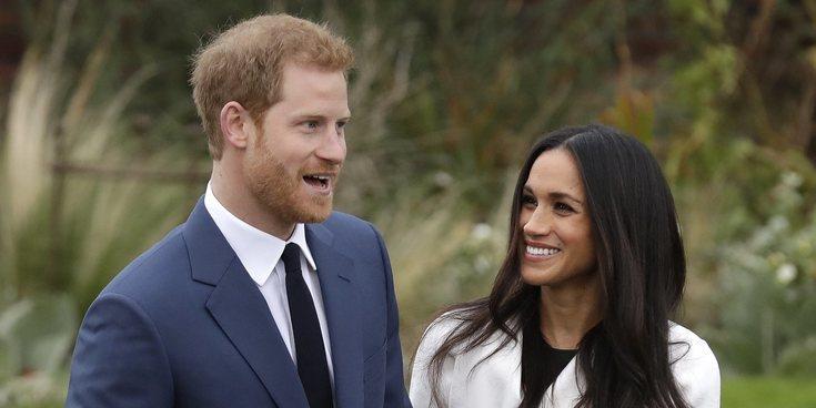 El Príncipe Harry y Meghan Markle ya tienen las flores y el presupuesto del vestido de novia