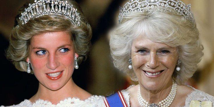 Enemigas Íntimas: Lady Di y Camilla Parker Bowles, enfrentadas por el amor del Príncipe Carlos