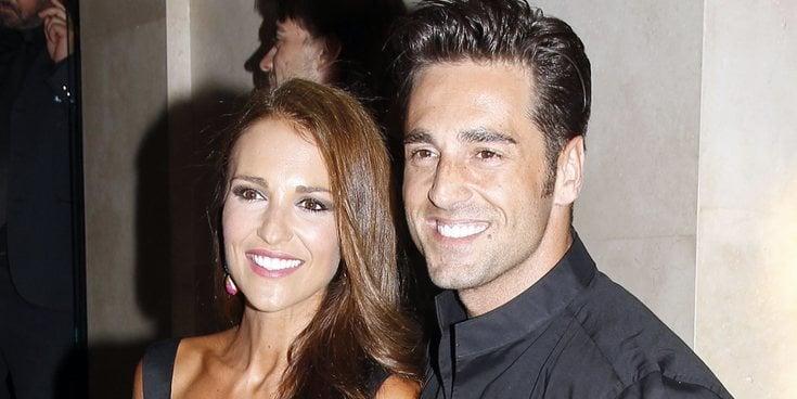 Paula Echevarría y David Bustamante, cordiales y cariñosos en su primer encuentro tras su divorcio